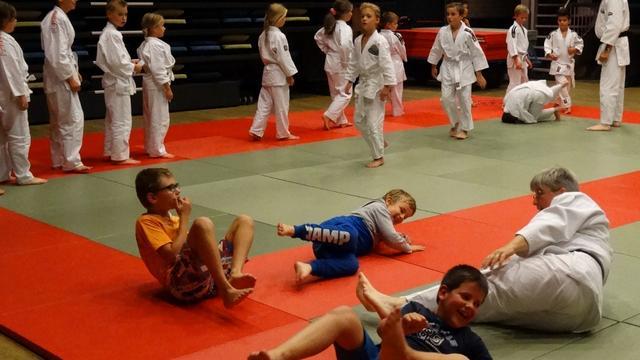 De Oud-Vossemeerse Judo Vereniging viert haar 40-jarige jubileum