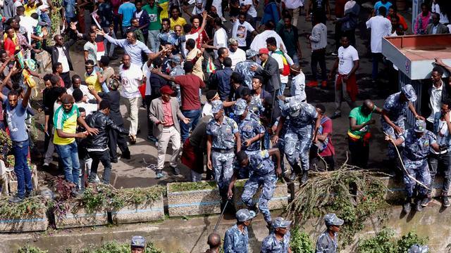 Granaataanval tijdens bijeenkomst premier Ethiopië eist tweede leven