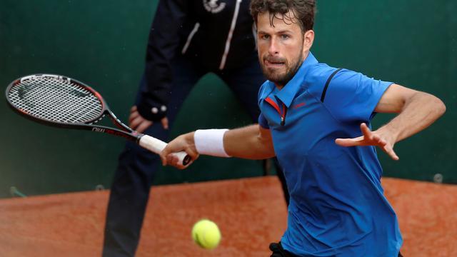 Haase en Sock gaan maandag bij 2-2 in sets verder op Roland Garros