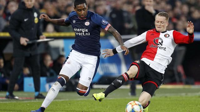 Rosario predikt rust bij PSV na nederlaag in topper tegen Feyenoord