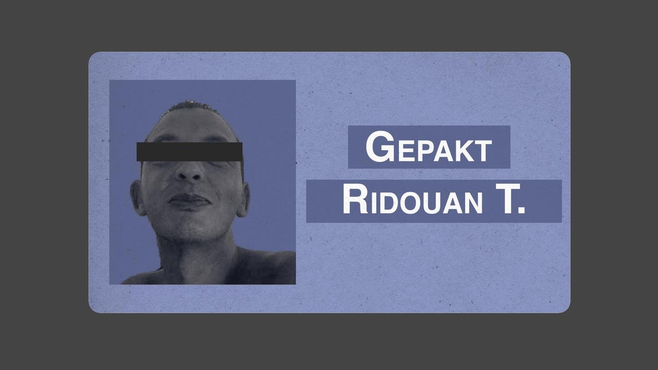 Voor deze liquidaties wordt Ridouan T. vervolgd