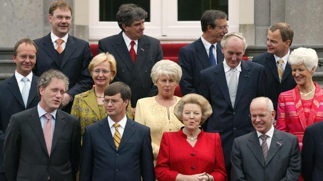 Ook het kabinet-Balkenende II haalde het einde niet.