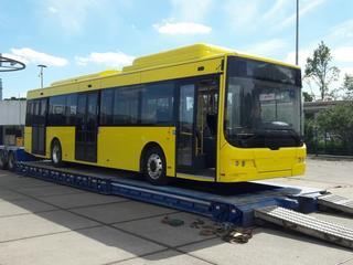 Vervangers voor de huidige Mercedes-dieselbussen getest