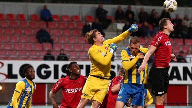 Bekijk de samenvatting van Helmond Sport-FC Oss