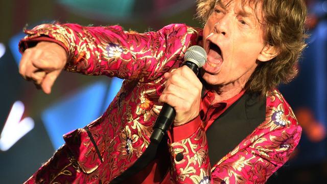 Mick Jagger mag weer optreden na keelontsteking