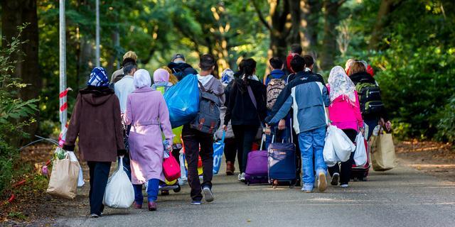Deel vluchtelingen ontevreden over opvang Heumensoord in Nijmegen