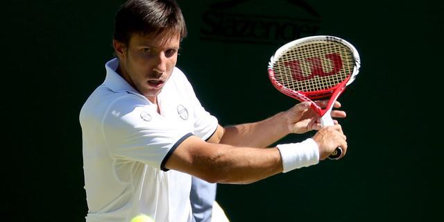 Sijsling mist Davis Cup-duel met Oostenrijk door pijnlijke knie