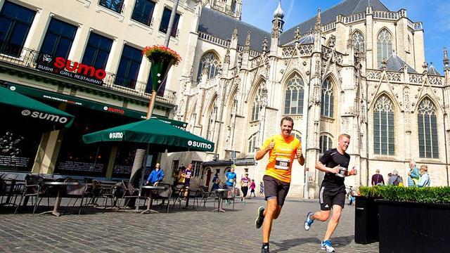 Trimronde Urban Trail keert in maart terug naar Breda