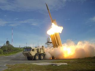 VS bouwt door aan Terminal High Altitude Area Defense (THAAD) voor bescherming tegen Noord-Korea