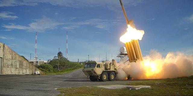 Verenigde Staten blijven bij raketschild voor Zuid-Korea