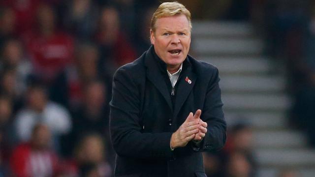 Koeman baalt van verdedigende fouten tegen Liverpool