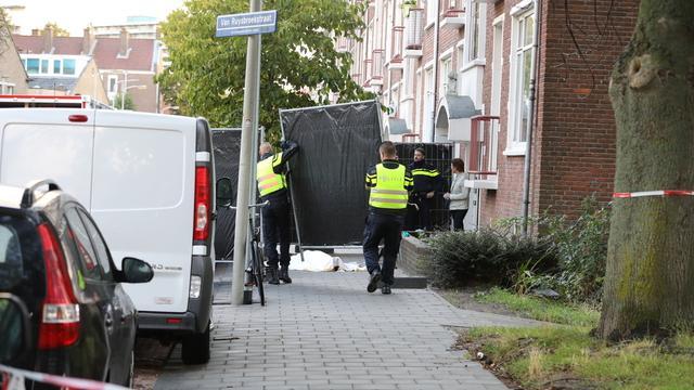 Gevonden overleden vrouw op straat in Den Haag stierf natuurlijke dood