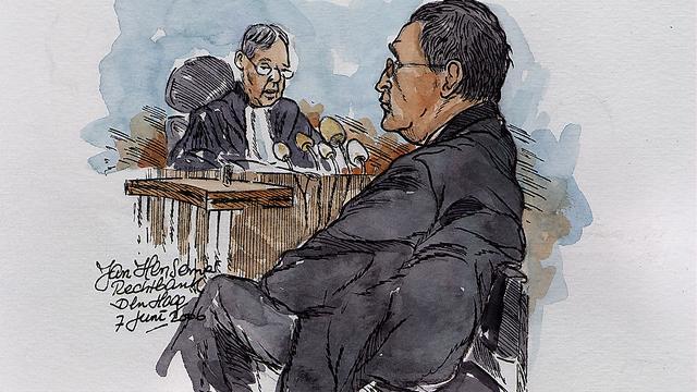Guus van Kouwenhoven vrijgelaten op borgtocht in Zuid-Afrika