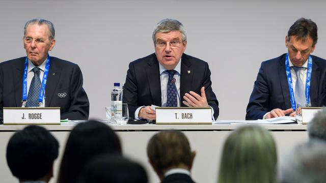 Bach complimenteert organisatie voor 'enorm succesvolle' Winterspelen