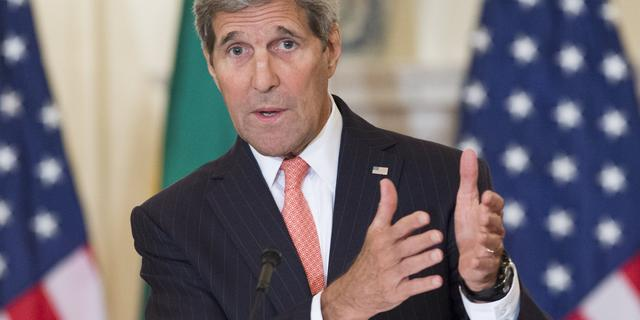 Verenigde Staten willen op zoek naar diplomatieke oplossing Syrië