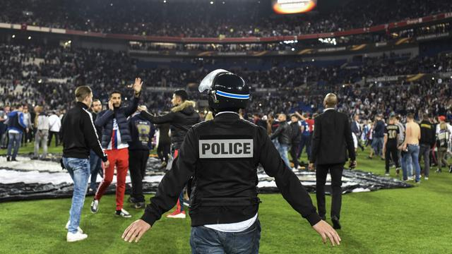 Lyon en Besiktas voorwaardelijk uitgesloten van Europees voetbal