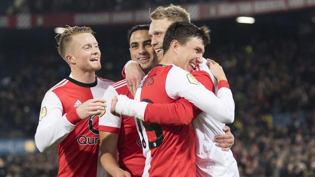 'Feyenoord heeft tegen Ajax alleen kans als het puur op de aanval speelt'