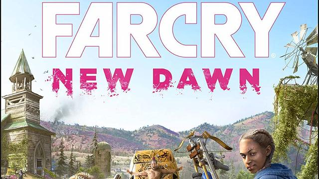 Titel en cover nieuwe Far Cry-game uitgelekt