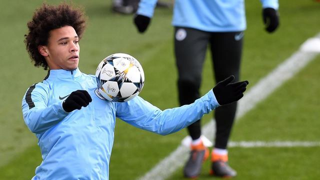 Manchester City neemt onverwacht snel herstelde Sané mee naar Basel