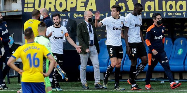 Valencia voelde zich gedwongen wedstrijd uit te spelen na racisme-incident