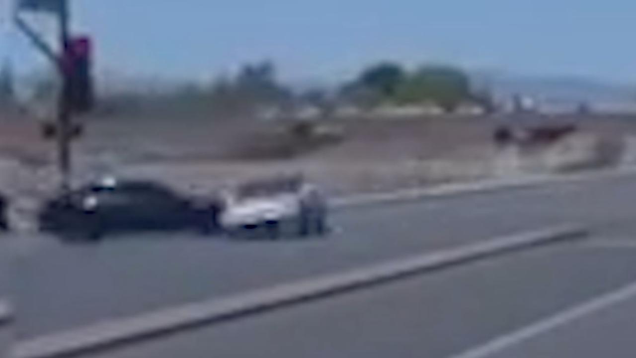 Videobeelden van ongeluk zelfrijdende auto vrijgegeven