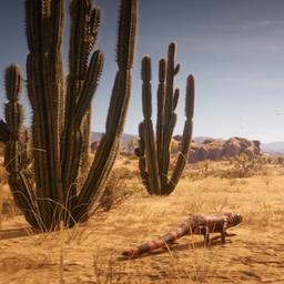 Ruige natuur VS te zien in gameplaytrailer Red Dead Redemption 2
