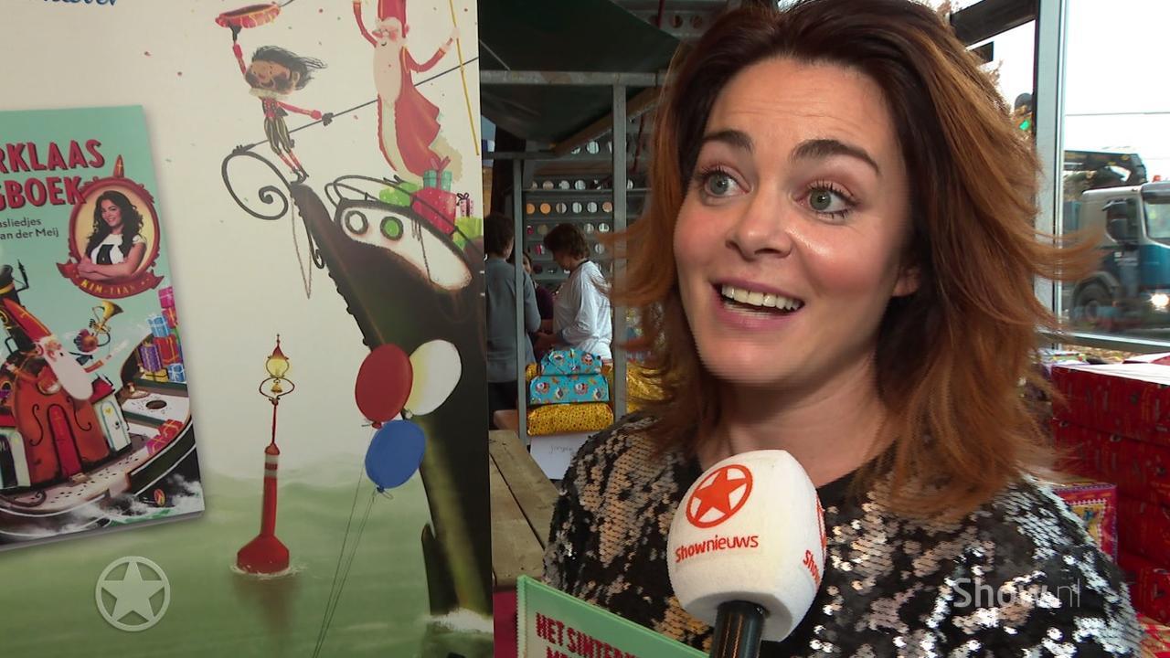 Kim-Lian van der Meij over haar plannen voor Sinterklaas