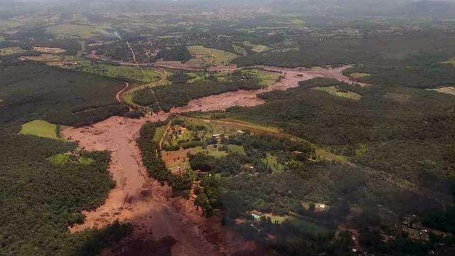 Dodental na dambreuk in Brazilië opgelopen tot over de honderd