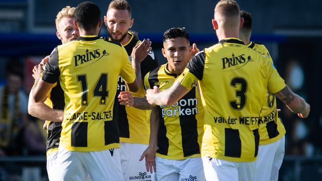 Matavz schiet Vitesse langs PEC Zwolle, uitzege Heracles bij sc Heerenveen