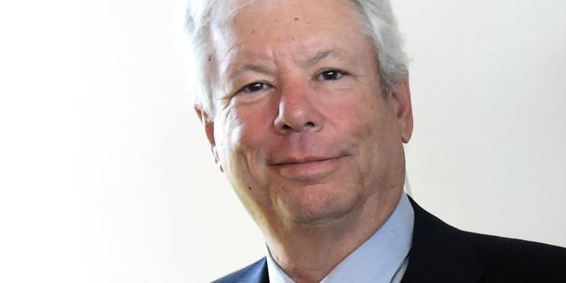 Amerikaan Richard Thaler wint Nobelprijs voor Economie