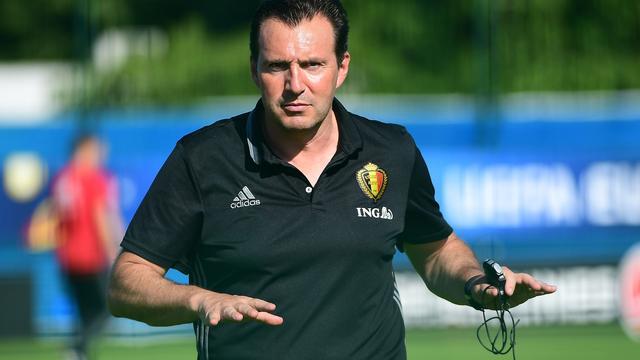Wilmots vindt niet dat België makkelijke route heeft op EK