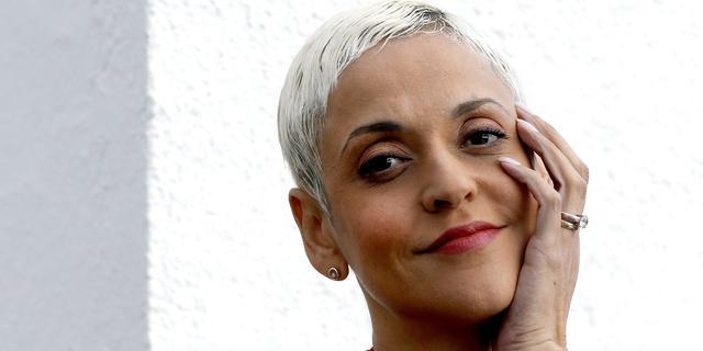 Fadozangeres Mariza beschouwt publiek tijdens show als vrienden