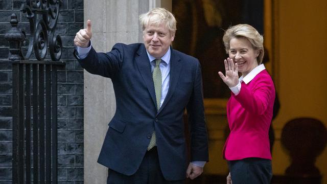 'Europese Unie blij met Boris Johnson omdat hij zo meegaand is'