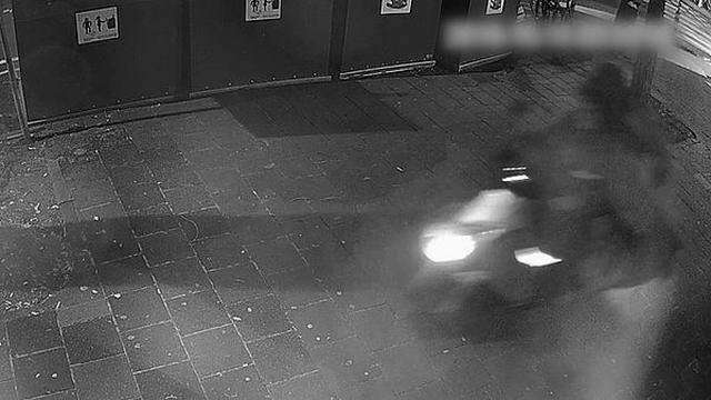 Politie toont bewakingsbeelden van plofkraak Haarlemmermeerstraat