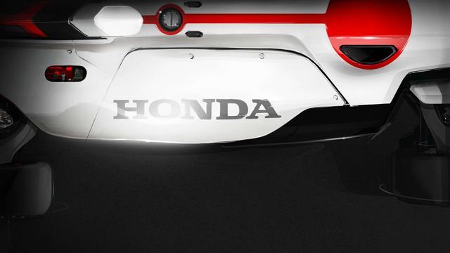 'Honda komt met elektrische sportwagen'