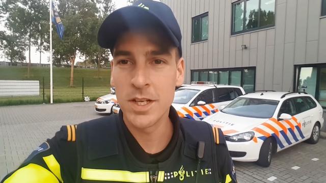 'Politie opnieuw de fout in met lekken privégegevens door politievlogger'