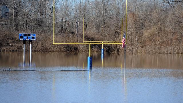 Obama roept noodtoestand uit in overstroomde staat Missouri