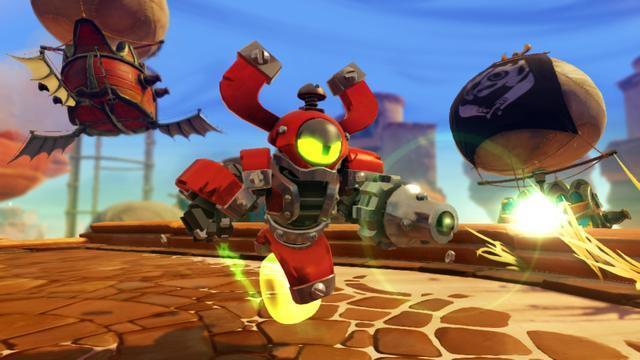 'Nieuwe Skylanders-game heet Superchargers'