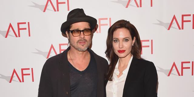 Angelina Jolie en Brad Pitt hebben dezelfde problemen als iedereen