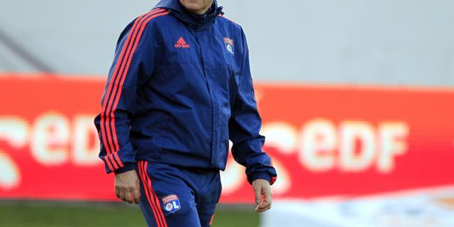 Olympique Lyon stelt Genesio aan als nieuwe hoofdtrainer