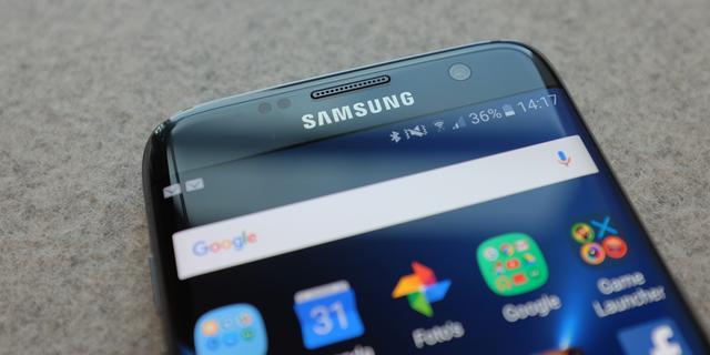 Succes Galaxy S7 bezorgt Samsung beste kwartaal in twee jaar tijd