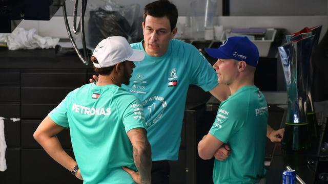 Wolff waarschuwt Bottas dat hij zelfde niveau als Hamilton moet halen