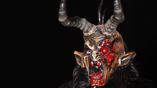 Film in de maak over 'duivelse Sinterklaashulp' Krampus