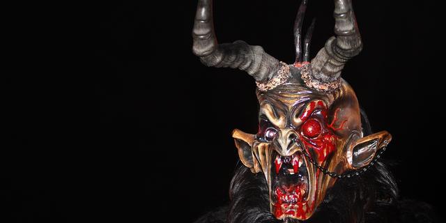 Film in de maak over 'duivelse Sinterklaashulp' Krampus