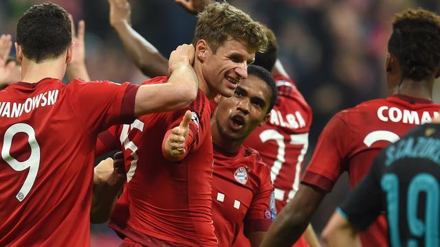 Müller verlengt contract bij Bayern München tot medio 2021