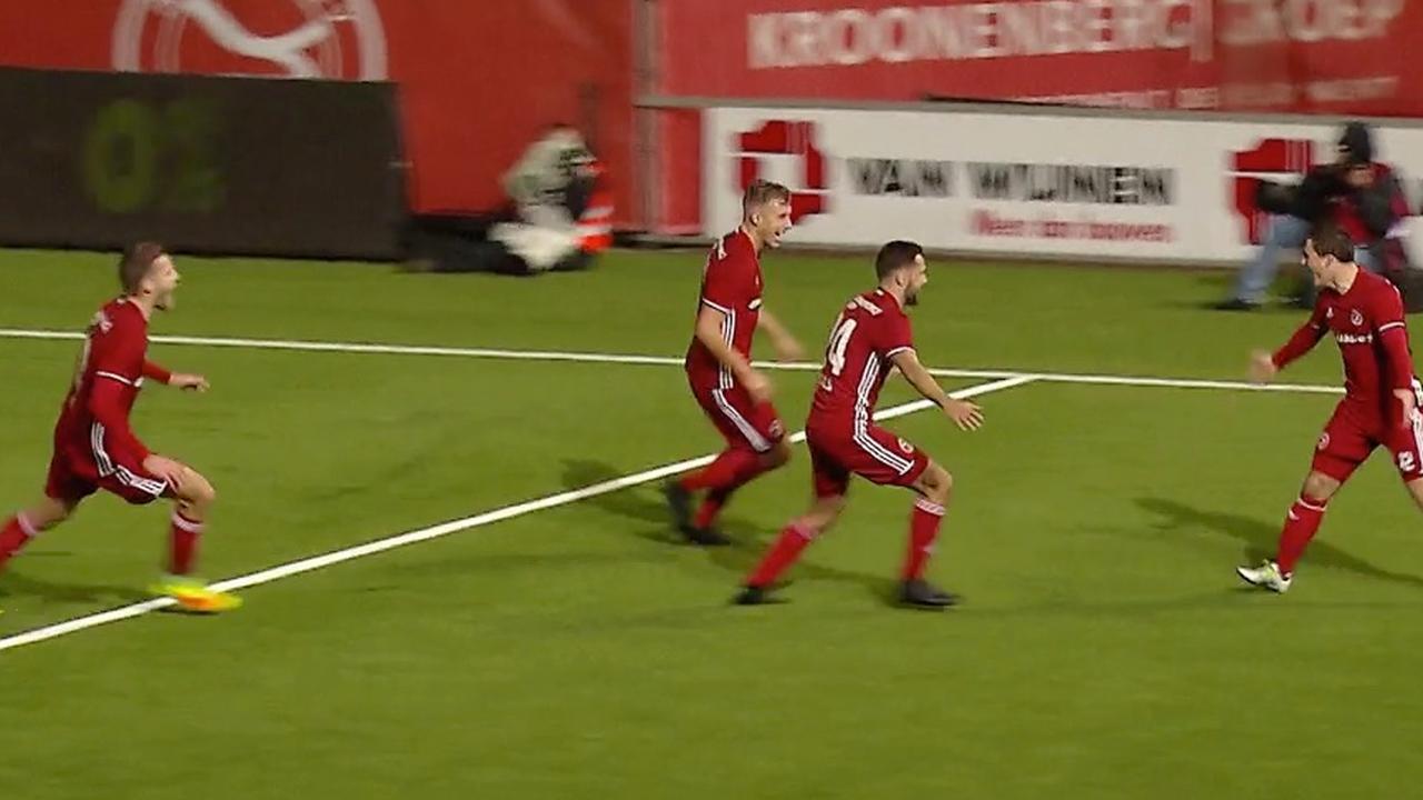 Samenvatting Almere City-Achilles 29 (1-0)