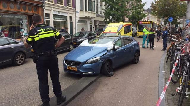 Automobilist die stoep opreed in Voorstraat was onder invloed van THC