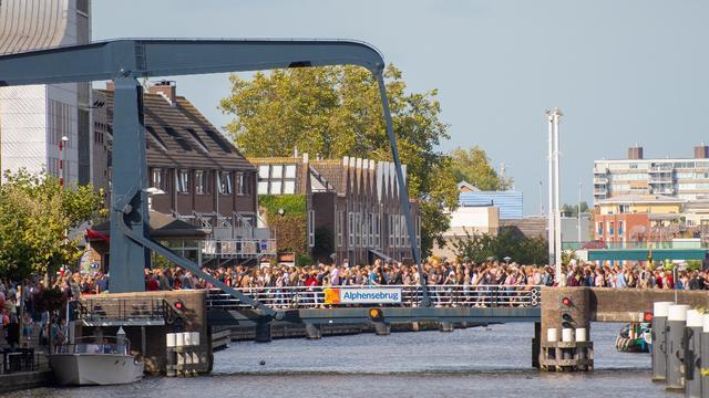 Jaarmarkt Alphen trekt ongeveer 150.000 bezoekers