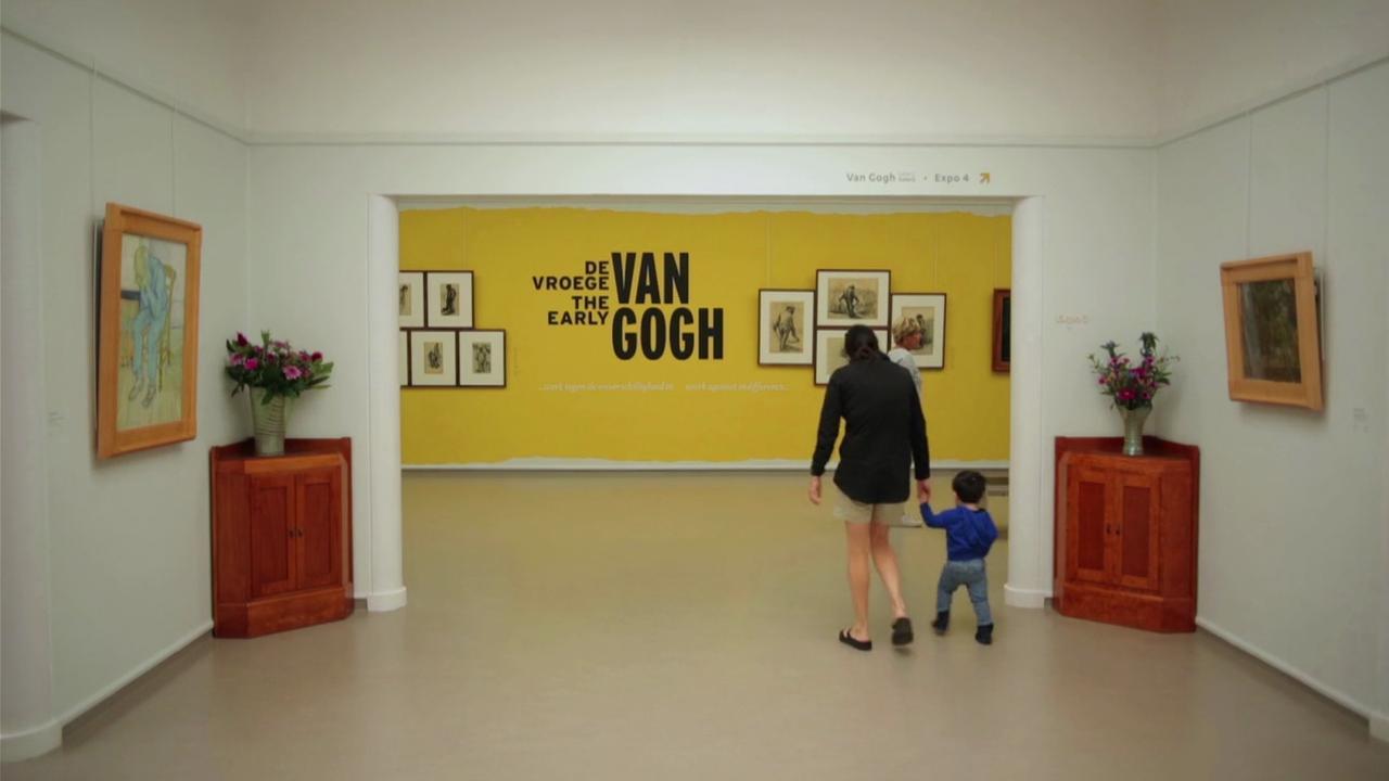 De vroege Van Gogh