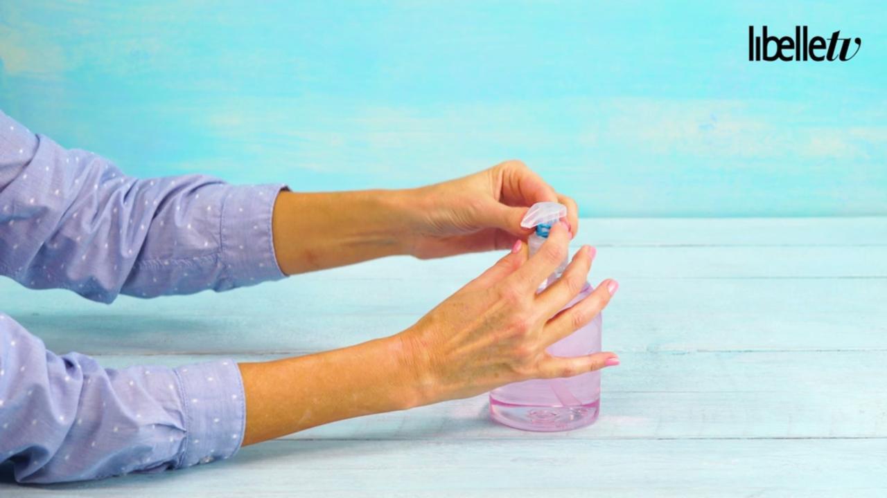 Doe twee keer zo lang met je zeep dankzijdeze truc